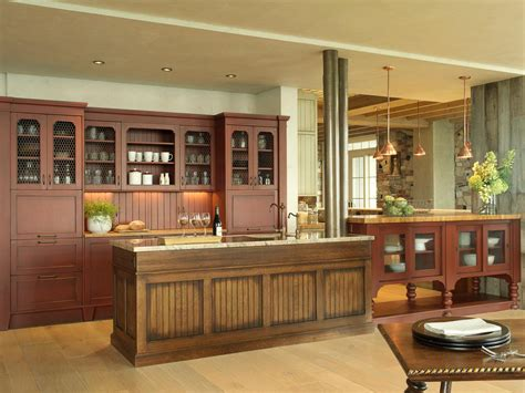 rustic modern kitchen cabinets rustic kitchen cabinets pictures options tips ideas