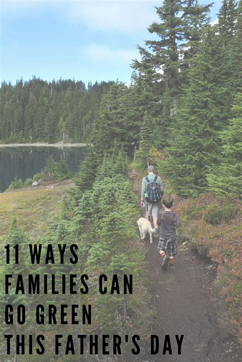 Can Go Green by Celebrating Sustainably 11 Ways Families Can Go Green