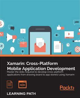 xamarin tutorial ebook xamarin cross platform mobile application development