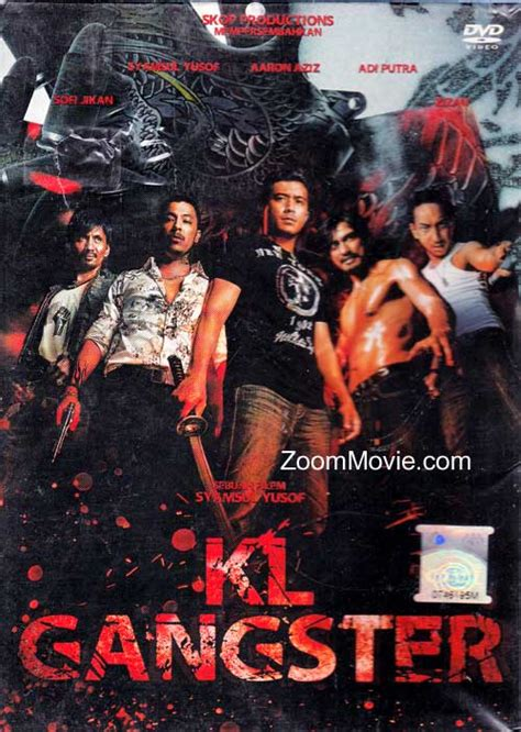 film gengster kl 3 kl gangster dvd malay movie 2011 cast by aaron aziz