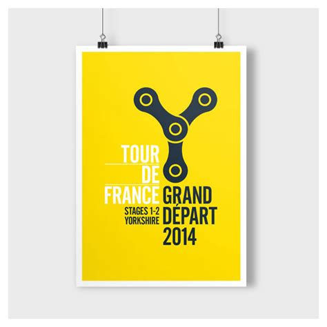 design poster online uk tour de france 2014 posters by broad creative