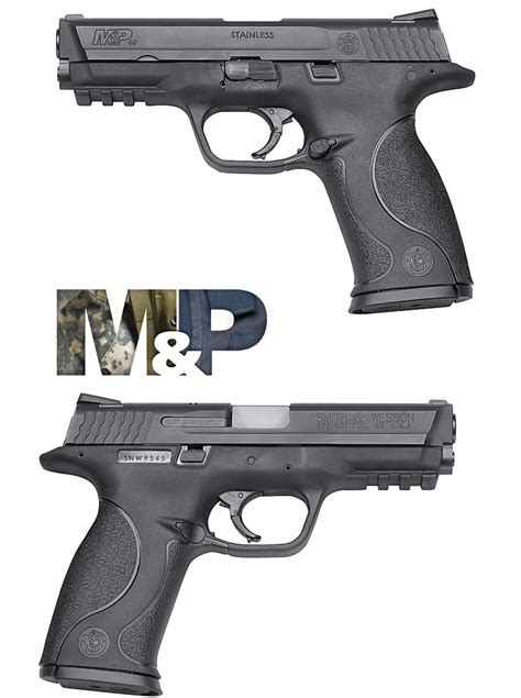P S I M smith wesson m p a semiautomatic pistol worthy of its name