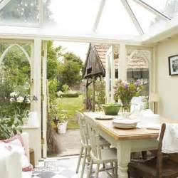 country style conservatory consevatory decorating ideas