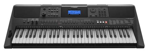 Keyboard Psr E453 Yamaha Psr E453 Keyboard Kirstein Shop