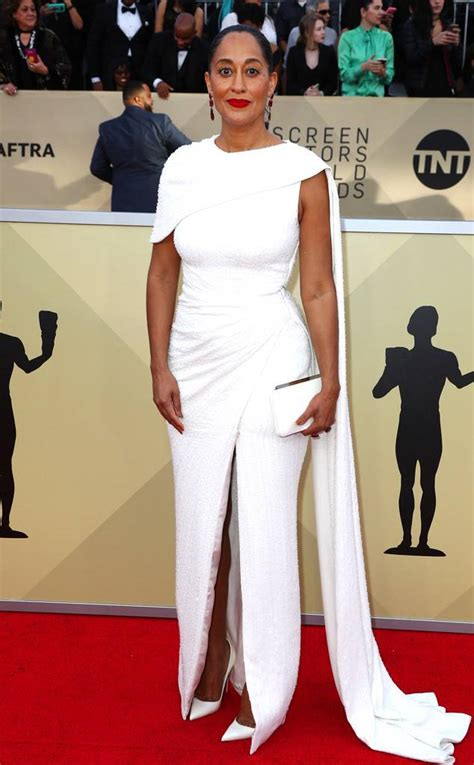 tracee ellis ross red carpet tracee ellis ross from 2018 sag awards red carpet fashion