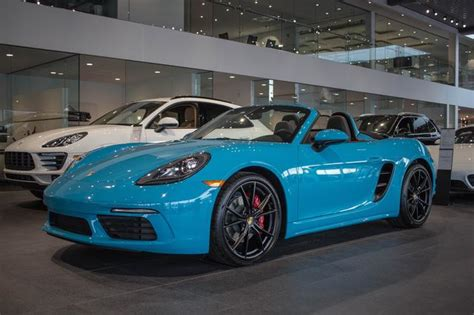 miami blue porsche boxster used porsche boxster vehicles for sale second hand