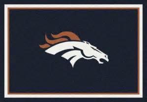 Rug Treads Denver Broncos Area Rug Nfl Broncos Area Rugs