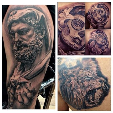 fred flores tattoo 17 best images about on tiger