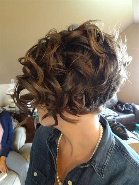 the back if an asymmetrical short curl haircuts 21 breathtaking short bob haircuts styles weekly