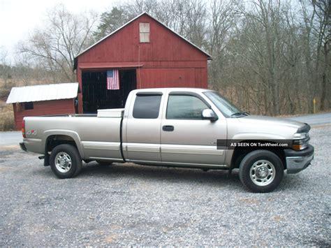 6 Door Chevy by 2000 Chevy 2500hd 4x4 6 0 V8 5 Speed Manual 3 Door