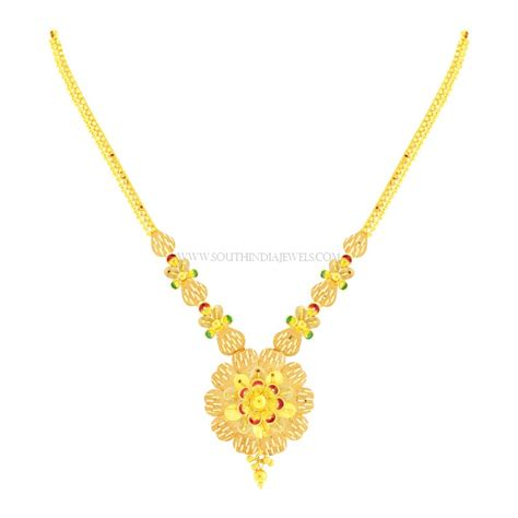 chain designs with kalyan jewellers necklace designs with price south india