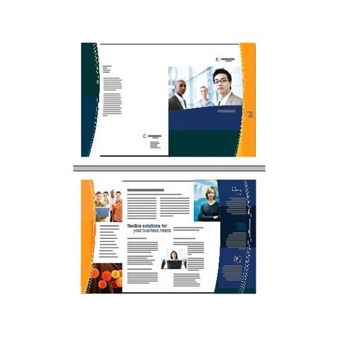 tri fold brochure template indesign free ggettradio