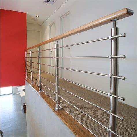 Railing Tangga Premium Ss 304 Plat 1100mm height stainless steel 316 crossbar railing