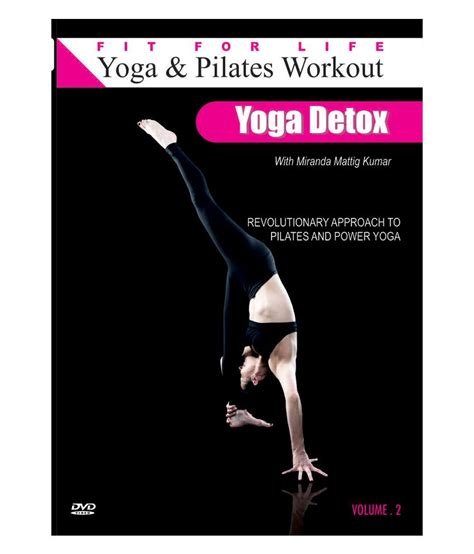 Detox Pilates Workout by And Pilates Workout Detox Vol 2