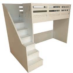Plans For Building A Triple Bunk Bed by Folkestone High Sleeper Modern Bed With Staircase