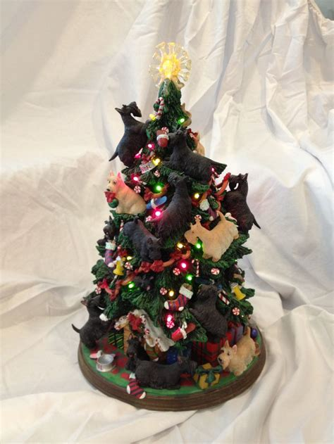 my scottish terrier christmas tree all things christmas