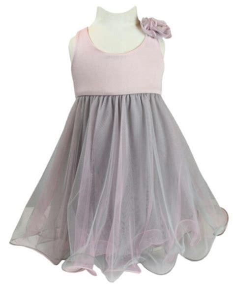 pink and grey baby dress baby delgado