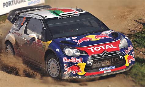 Rally Auto Tuning by Fotos Tuning Citroen Rallye Ds3 Wrc Autos