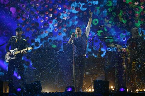 coldplay concert coldplay to stage first ever concert in south korea how