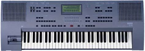 Keyboard Korg Is50b the i5s i5m ix300 is35 is40 i40m is50 is50b