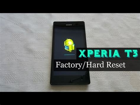 reset password xperia z2 sony xperia z2 how to factory reset doovi