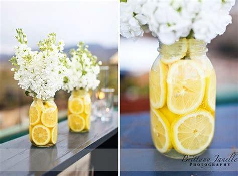 Lemon Centerpieces, Lemon Centerpieces for Weddings