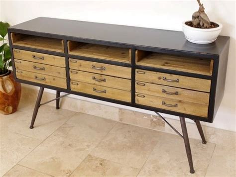 sideboard industrial industrial sideboard part of our factory range by