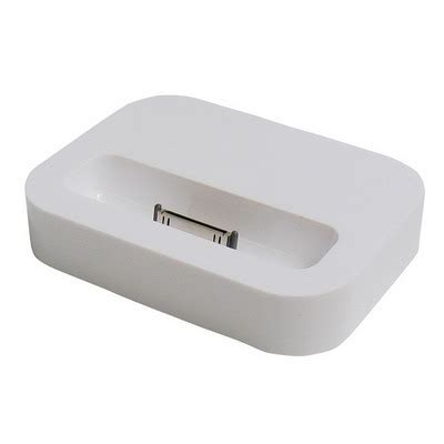 Murah Apple Charging Charger Dock 30 Pin For Iphone 4 apple charging dock 30 pin for iphone 4 white jakartanotebook