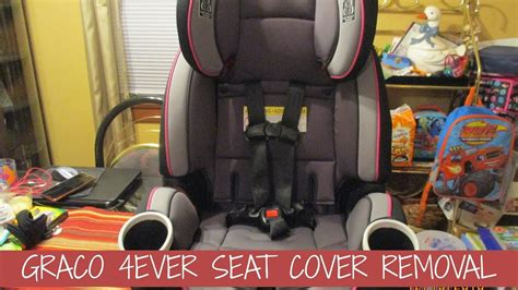 how to remove graco car seat from base how to remove cover from graco car seat graco 4ever seat
