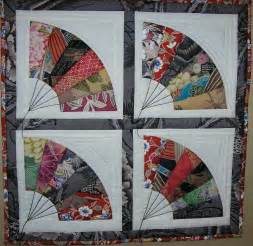 Japanese Patchwork Patterns - machine quilting meadowside designs