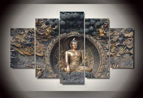painting decor popular buddha wall hangings buy cheap buddha wall