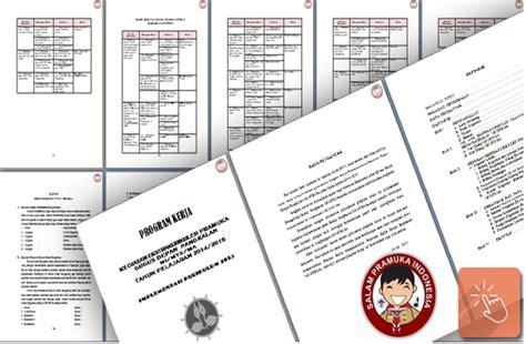 format daftar hadir ekstra contoh format buku program gontoh