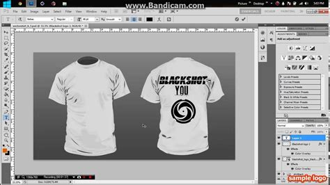 shirt design editor free download how to design a t shirt in photoshop youtube