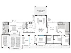 Executive House Plans by Bronte Floorplans Mcdonald Jones Homes