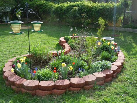 flower bed decoration interior decorating pics flower beds