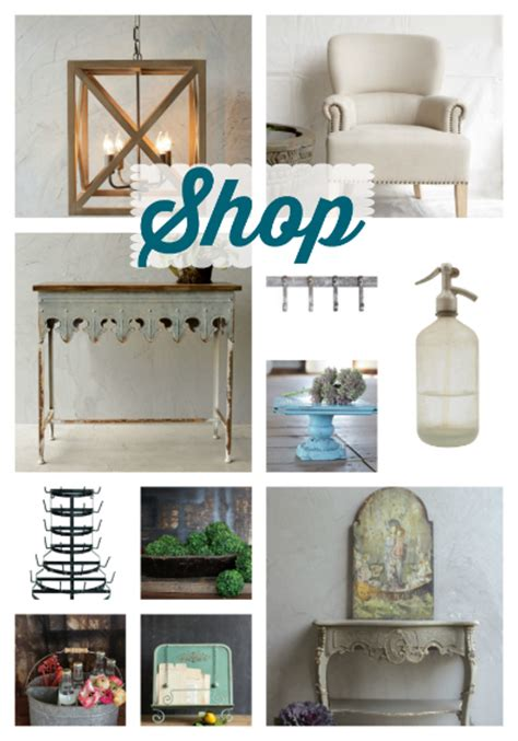shop in my store vintage american home