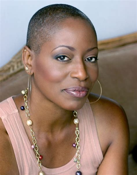 beautiful black women bald haircuts 398 best images about big chop inspiration on pinterest