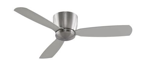 lighting direct ceiling fans fanimation fps7955bn brushed nickel 52 quot 3 blade ceiling