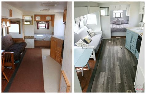 how to remodel rvs motorhomes yourself see how i easy rv remodeling instructions rv makeover reveal