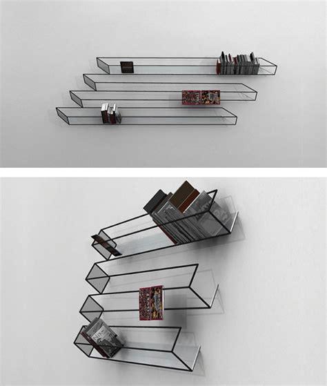 scaffali per libri casa 45 librerie creative per la casa keblog