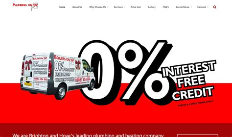 Plumbing Brighton by Plumbing On Tap Sussex Seo