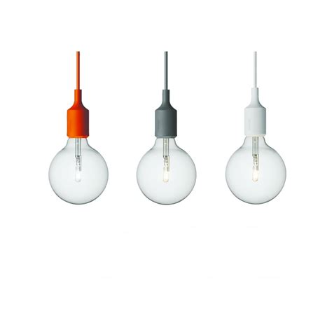 E27 Pendant Light Muuto E27 Pendant Light