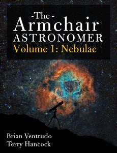 the armchair universe the armchair astronomer vol 1 nebulae cosmic pursuits