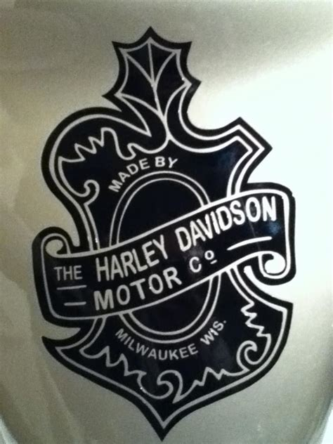 oak leaf logo page  harley davidson forums