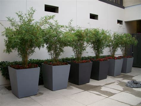 pots planters site furnishings projects