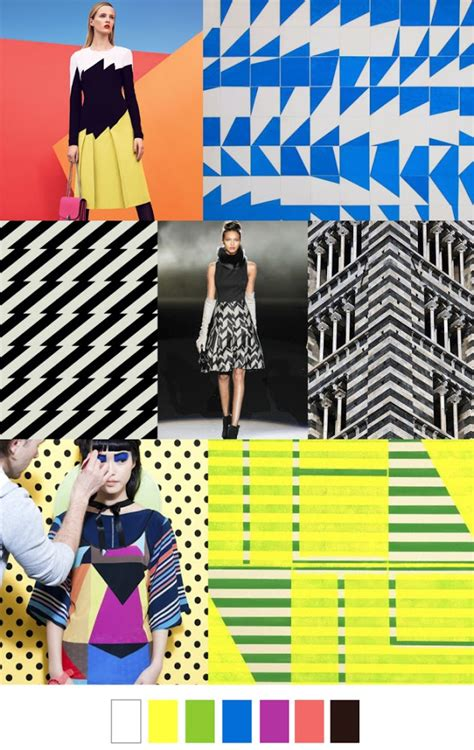 pattern curator summer 2016 trends pattern curator pattern color ss 2016