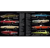 1970 Dodge Polara Catalog