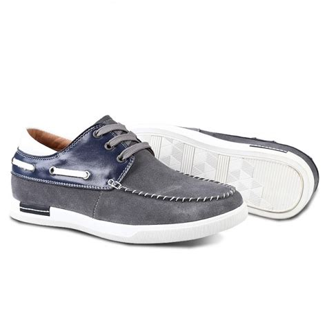 Comfortable Elevator Shoes by Grey Comfortable Business Casual Elevator Shoes Heel