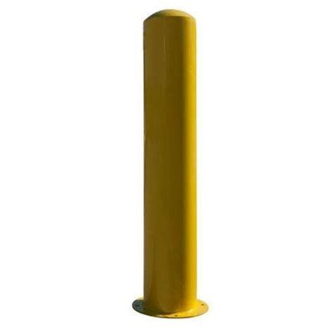 home depot safety yellow paint ultra play 36 in x 8 in yellow powder coated steel
