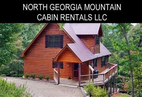 Cabin Rentals Near Mountain Ga by Mountain Cabin Rentals Llc